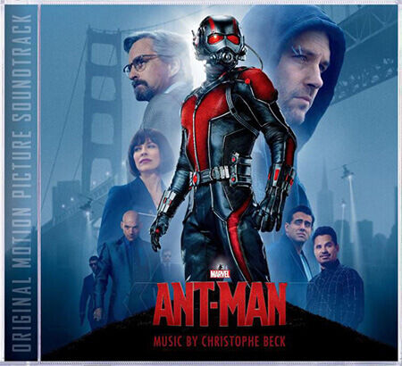 Ant-Man Soundtrack