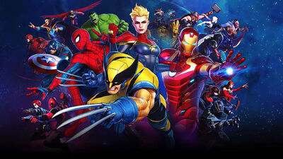 'Marvel Ultimate Alliance 3: The Black Order' Delivers Oldschool Comicbook Chaos
