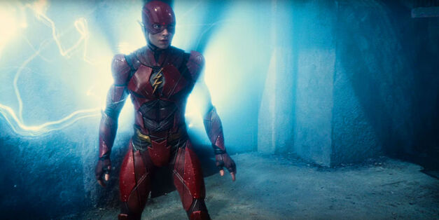 'Justice League' EXCLUSIVE: How a Sports Shoe Inspired Flash's Suit
