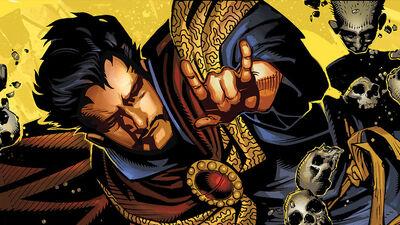 Midlife Crisis: Doctor Strange's Bad Medicine