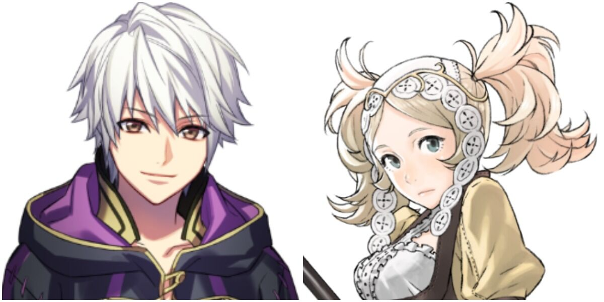 Robin and Lissa