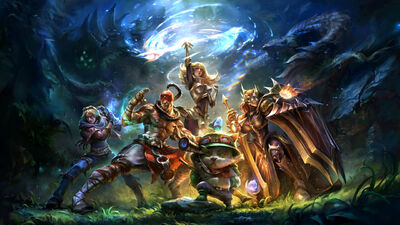 Ranked 5 Team Queue Returns to 'League of Legends'