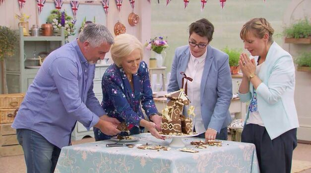 the great british bake off chocolate