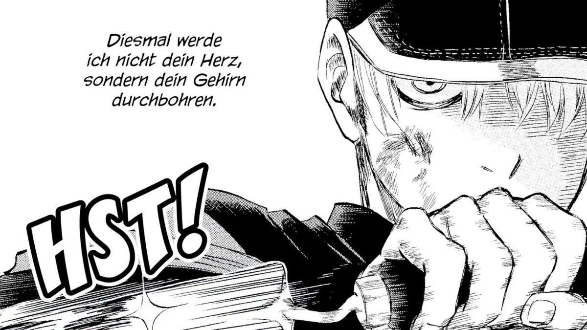 Undead Messiah manga