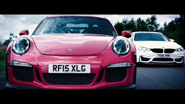 the-grand-tour-porsche-911-gt3-rs-bmw-m4-gts