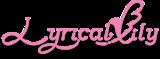 Logo lyrical-lily
