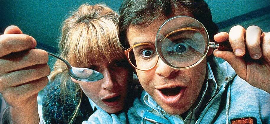 Rick Moranis Will Return for 'Honey, I Shrunk the Kids' Sequel