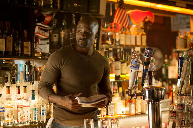 Luke Cage - Comic-Con Must-See Panels