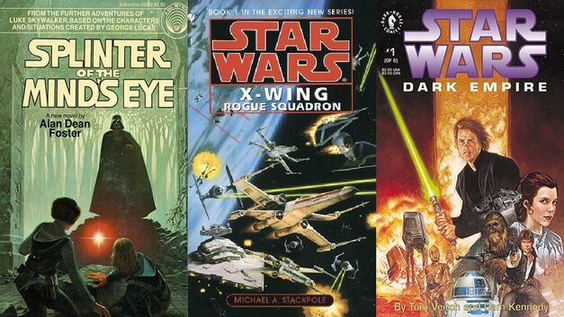 Expanded Universe books