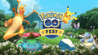 Pokémon Go Summer Fest Includes Real-World Events, But No Mention of Legendaries