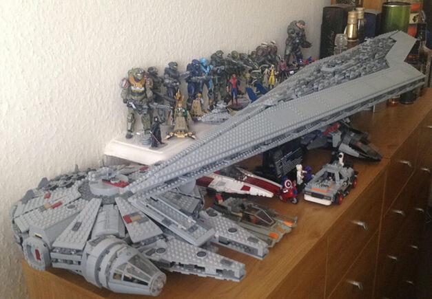 Lego SSD