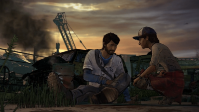'The Walking Dead: The Telltale Series - A New Frontier' - The Launch Trailer
