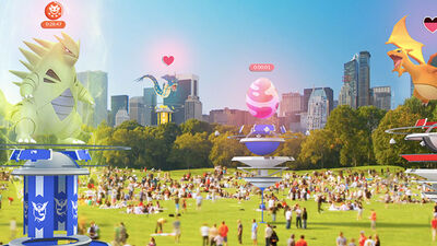 Pokémon Go Raid Battles Blocked for Most Players Due to Level Restriction