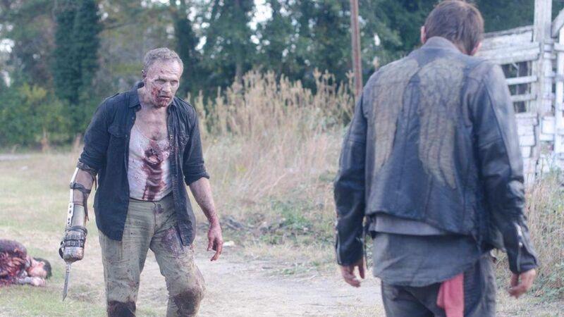 merle dixon the walking dead