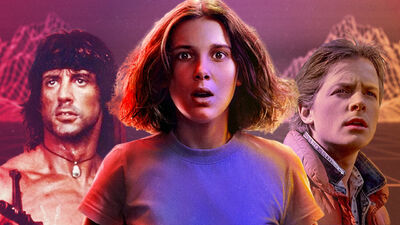 'Stranger Things': The Movie Influences of 1985