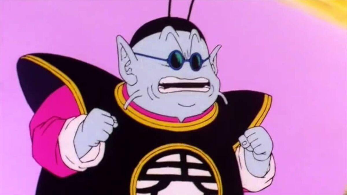 King Kai Dragon Ball