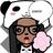 Pandora panda's avatar