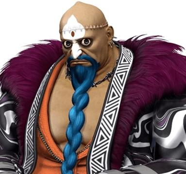 King of Fighters XIV Roster-Xanadu-kofxiv
