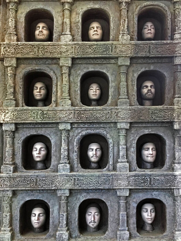many faced god game of thrones