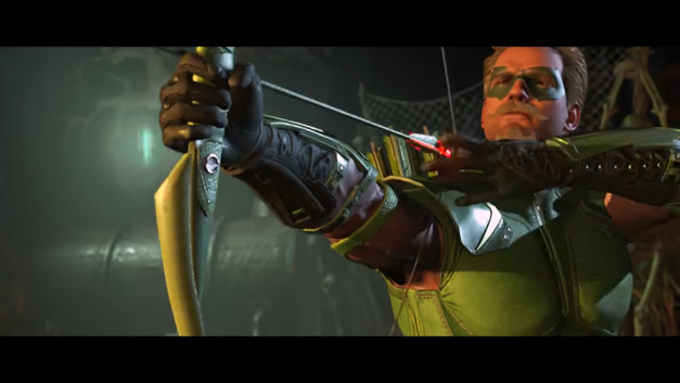 green arrow injustice 2 roster