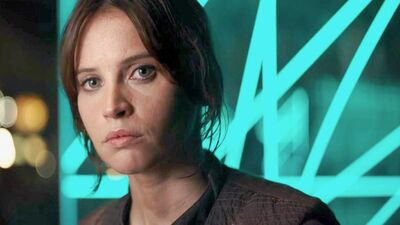 Rogue One: How Does Jyn Erso Compare With Other Star Wars Heroes?