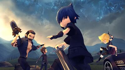 'Final Fantasy XV' on Mobile is Literally the Full Game