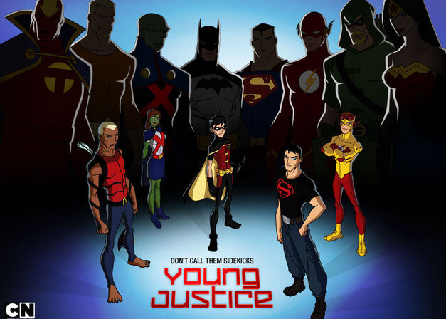 young justice lineup