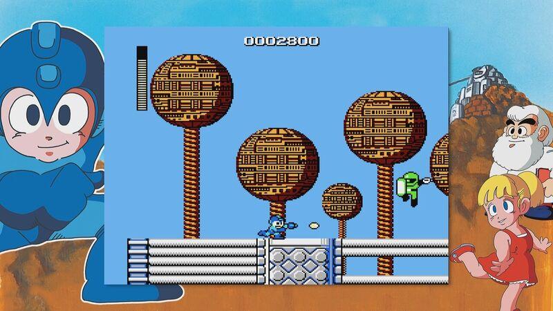 Mega Man 1 - Cut Man