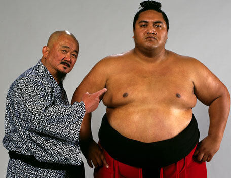 Yokozuna brought Fuji hos only World Title as a manager