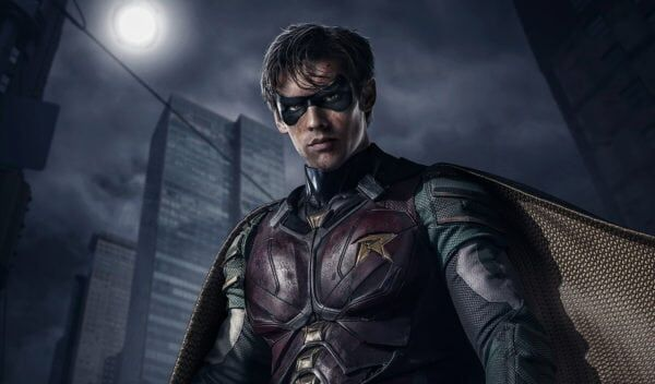 Robin image from Titans