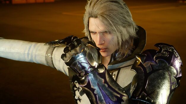 Ravus from Square Enix game Final Fantasy XV