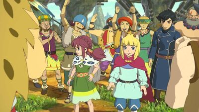 'Ni no Kuni 2' Review: Another Magical Ghibli Twist On The Traditional JRPG