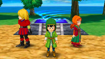 'Dragon Quest VII: Fragments of the Forgotten Past' Comic-Con Preview