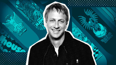 Tony Hawk On 'Skate Jam' and How Games Changed His Life - and Sport - Forever
