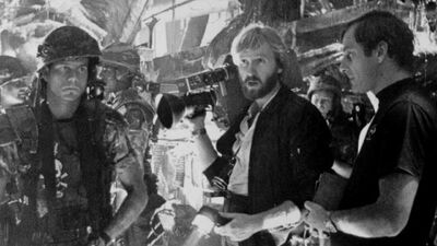 'Aliens' 30th Interview: James Cameron and Gale Anne Hurd