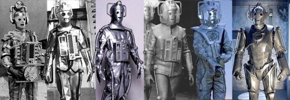 Doctor Who Cybermen Costumes