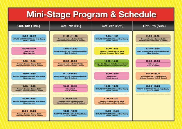 Bandai-Namco-NYCC-2016-Schedule