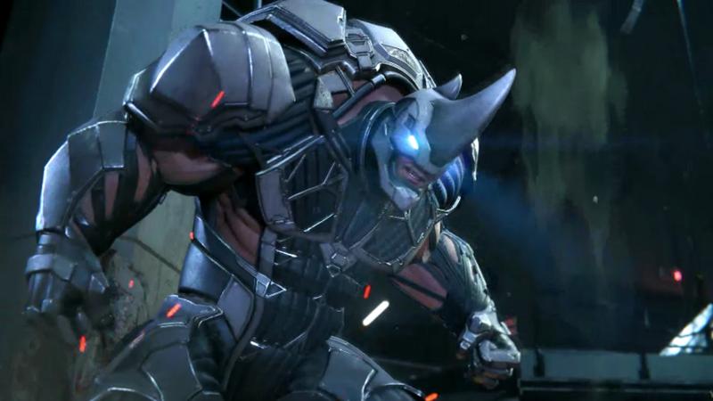 Marvel's Spider-Man Rhino