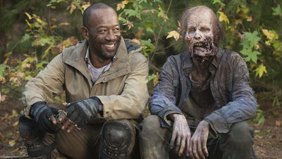 Morgan Actor Lennie James Wants the Virus to Mutate on 'The Walking Dead'