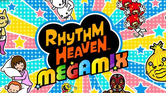 Rhythm Heaven Primer Megamix 3DS E3 2016