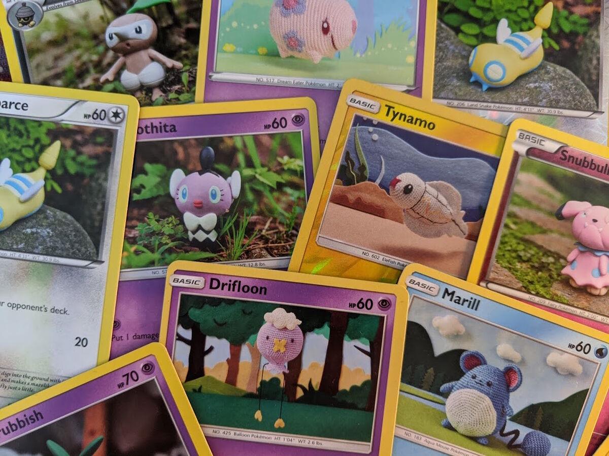 Pokemon Trading Card Game Morii Ito