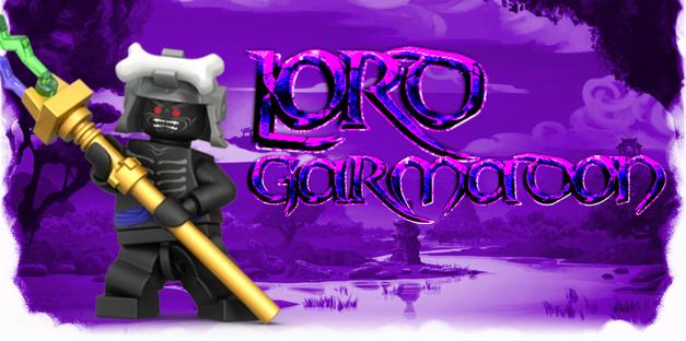 lord garmadon ninjago