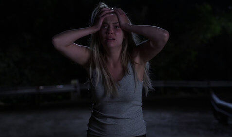 Hanna Escapes - Pretty Little Liars