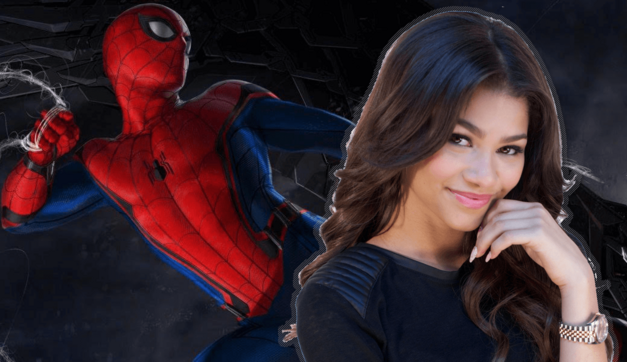 Zendaya Spider-Man Spiderman Homecoming Mary Jane Featured Image