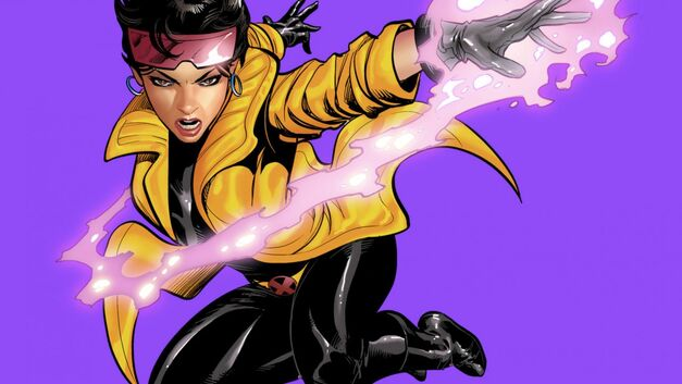 jubilee x-men asian superheroes