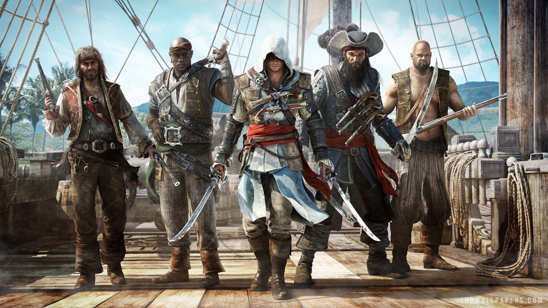The Top 5 Best Pirate Games of All Time