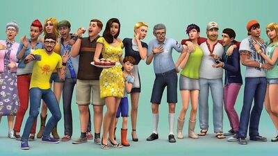 It's the 17th Anniversary of 'The Sims'!