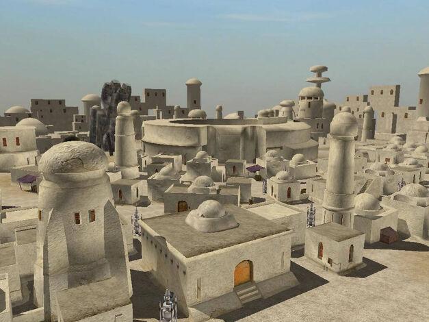 Tatooine Mos Eisley