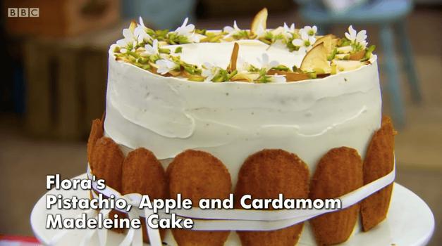 flora cake alternative ingredients