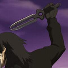 Hei's knife